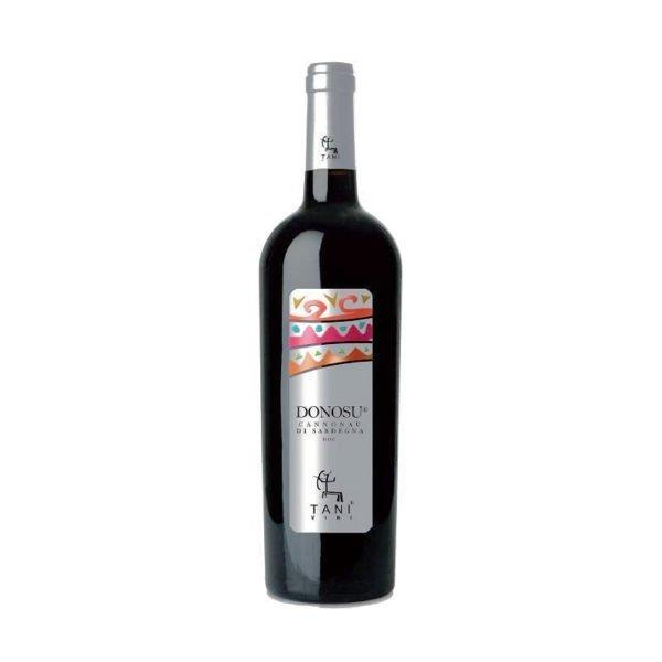 Donosu Cannonau Di Sardegna 2017