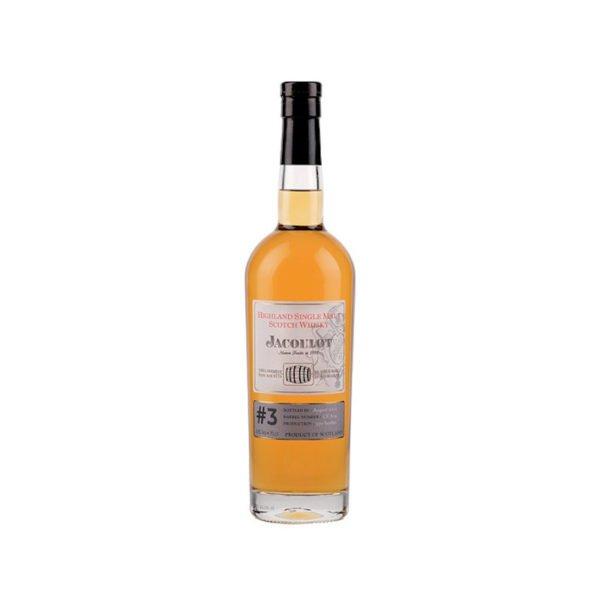 Jacoulot Highland Single Malt Scotch Whisky 13YO