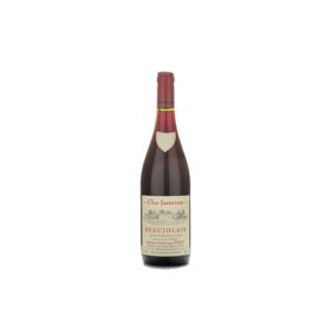 Jacky Piret Clos Jasseron Beaujolais 2017