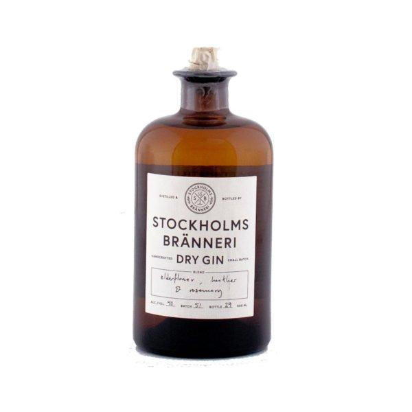 Stockholms Branneri Dry Gin