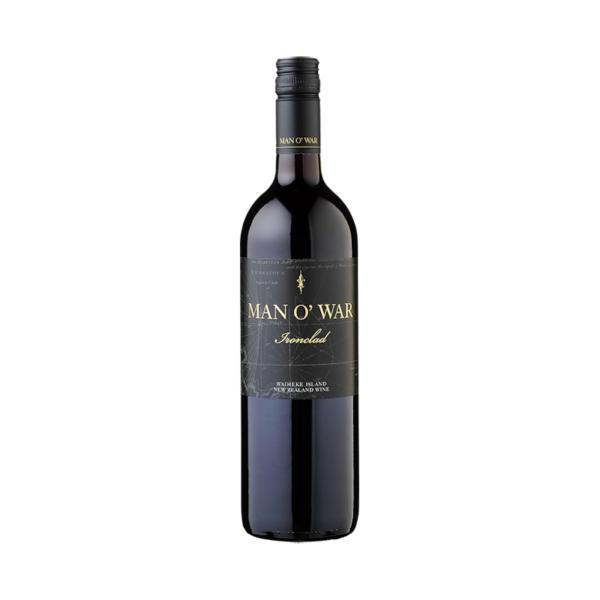Man O War Ironclad Bordeaux Blend 2015